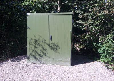 Les armoires ALus ne nécessitent pas de permis de construire